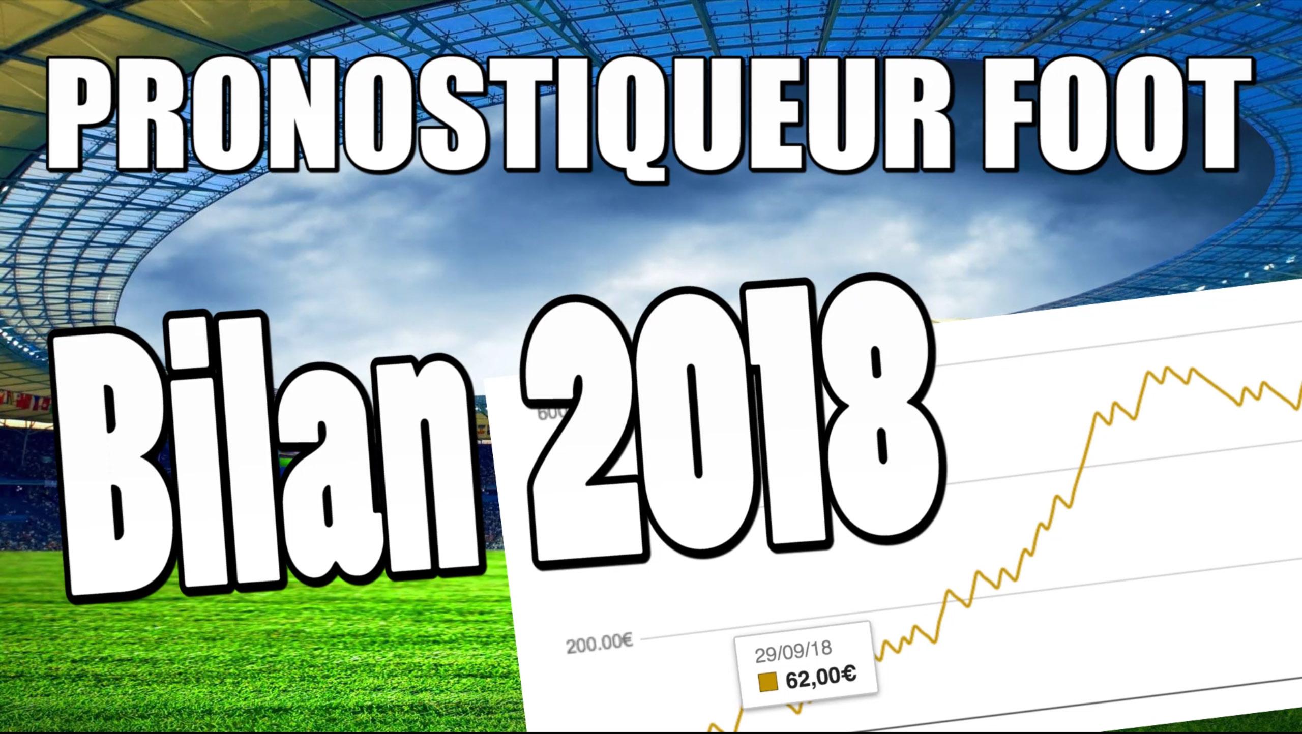 [VIDEO] Notre bilan 2018 : +49 unités de gain !